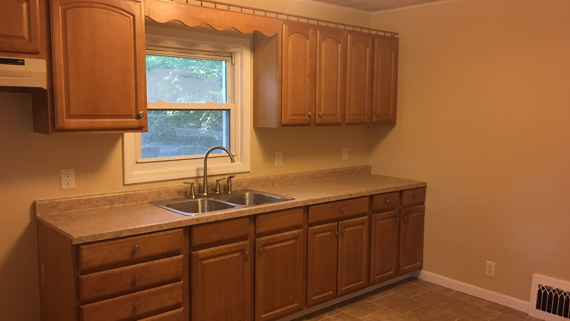 Prestige Construction LLC Remodeled Kitchen 1